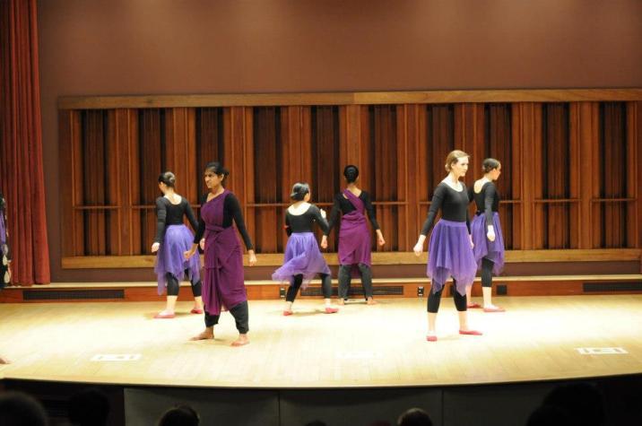 Anamika: Collaborative Dance Against Gender Violence