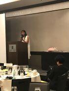 Presenting at AMWA